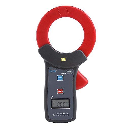 etcr etcr6800Hohe Genauigkeit Klemme Leaker Digital Ableitstrom Messgerät mit RS232Schnittstelle