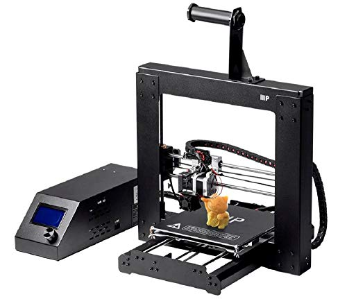 Monoprice-113860 Maker Select 3D Printer v2 With Large Heated (200 x 200 x180 mm) Build Plate + Free...