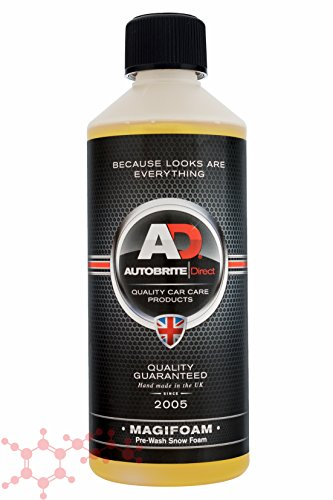 Autobrite Direct Magifoam Pre Wash Snow Foam
