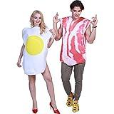 Kostüm Dasongff Partnerkostüme Schinken & Ei