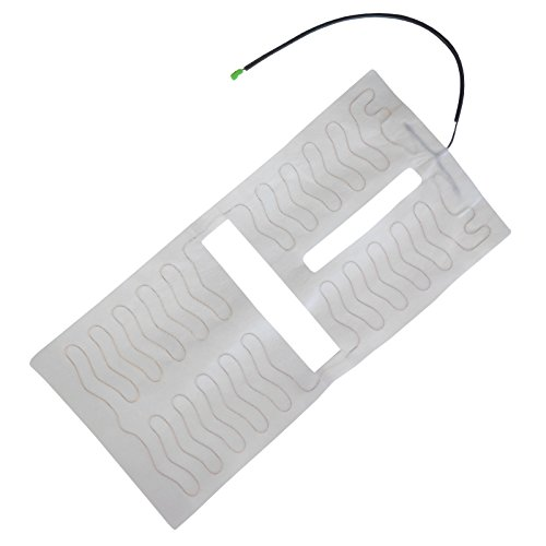 The Seat Shop Driver or Passenger Bottom Replacement Heater Heating Element (Compatible with 2003-2006 Chevrolet/GMC/Cadillac Trucks & SUVs)