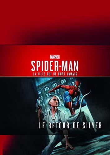 Marvel's Spider-Man: Le retour de Silver - PS4 Download Code - Compte français DLC | Code Jeu PS4 - Compte français