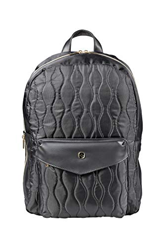 Wenger 605497 MARIEMAE 16' Womens Backpack, Padded Laptop Compartment with Essentials Organizer in Black