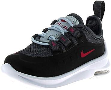 Nike Air MAX Axis (TD), Zapatillas de Estar por casa Bebé Unisex, Multicolor (Black/Rush Pink/Anthracite/Cool Grey 001), 19.5 EU