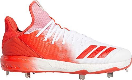 adidas Men's Icon 4 Splash Metal Baseball Cleats