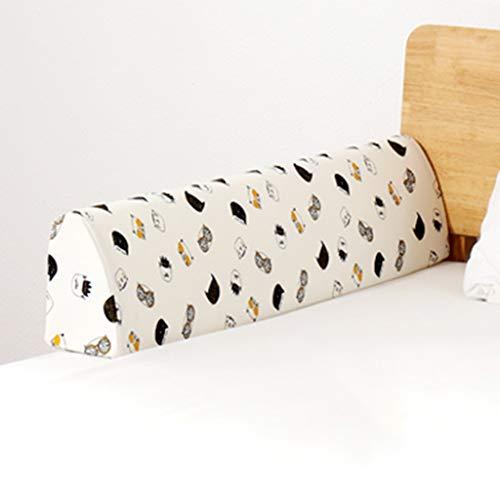 WCX Kinder Bettgitter Rausfallschutz Schiene Tragbares Kinderbettgitter Klappbares Bettgitter Fallschutz,könnte Zur Reinigung Abgenommen Werden (Color : B, Size : 0.19x0.12x1m)