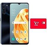 【事務手数料無料】Y!mobile OPPO Reno3 A ブラック 【新規専用】 ※回線契約後発送