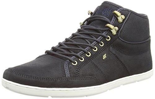 Boxfresh Swapp Prem Blok, Herren Hohe Sneakers, Blau (Blue), 41 EU
