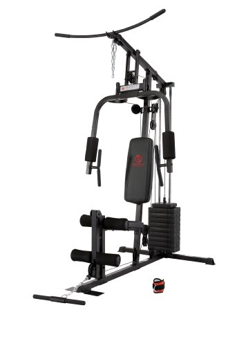 See more information and reviews on Marcy MD2109 100-Pound Stack Gym here
