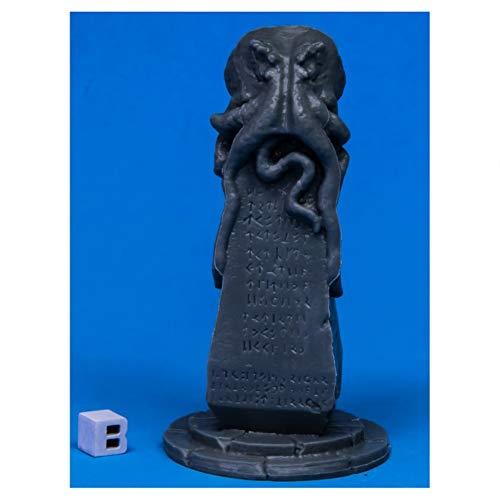 Reaper Miniatures Great Obelisk of C'thulhu77525 Bones Unpainted RPG D&D Figure
