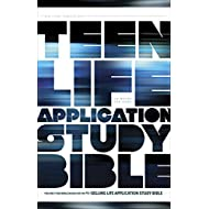 Tyndale NLT Teen Life Application Study Bible (Hardcover), NLT Study Bible with Notes and Features, Full Text New Living Translation