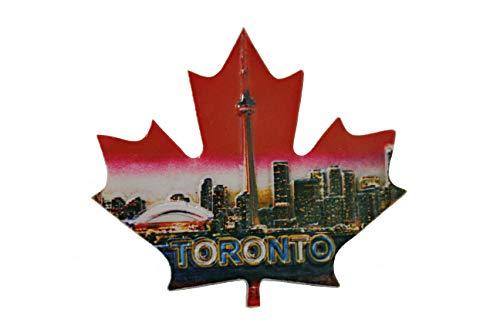 Toronto Maple Leaf CN Tower Landscape Fridge Magnet .Size : 3