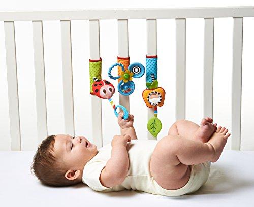 Tiny Love 33313036 - Crib und Stroller Sleeves, Stoffspielzeug