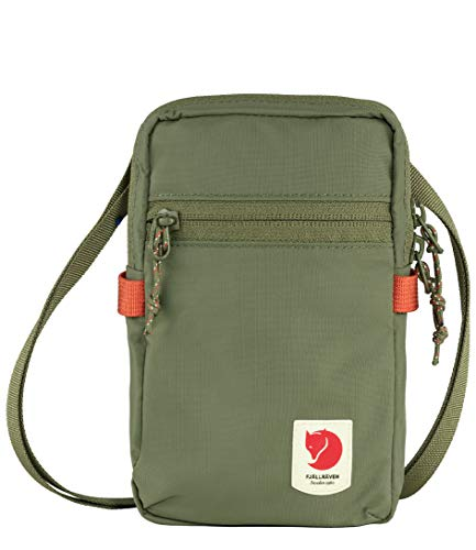 FJALLRAVEN High Coast Pocket Mochila, Adultos Unisex, Green (Verde), 0.8 l