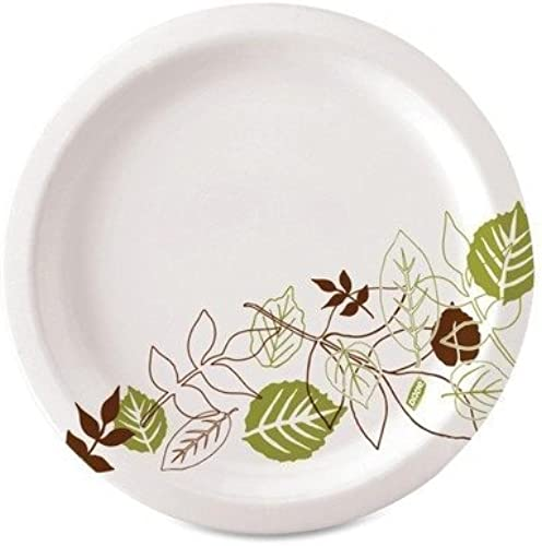 Heavy Weight Paper Plate by Dixie