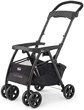 Chicco KeyFit Caddy Frame Stroller Black product image