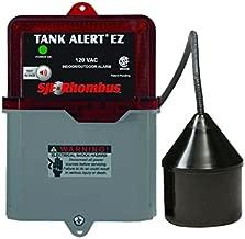 SJE Rhombus 1036593 Tank Alert EZ- TaEZ-01Htb, 120 VAC with 15' Sensor Float High Level Terminal Block