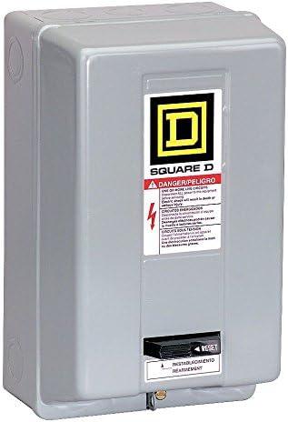 SCHNEIDER ELECTRIC 8536SDG1V08H30 Starter 1000Vac Very popular! Motor Save money Control