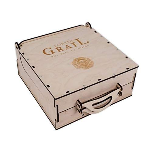 e-Raptor 19265 - Board Game Storage Boxes: Tainted Grail