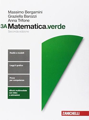 Matematica.verde. Vol. 3A-3B. Per le Scuole superiori. Con Contenuto digitale (fornito elettronicamente)