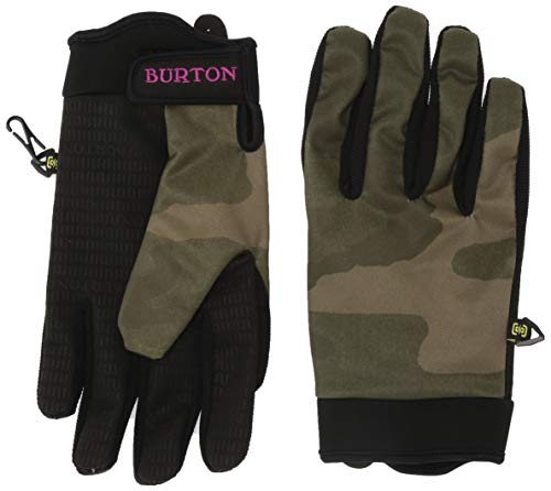 Burton Men's Lightweight, Water-Resistant Spectre Glove, Worn Camo, Medium