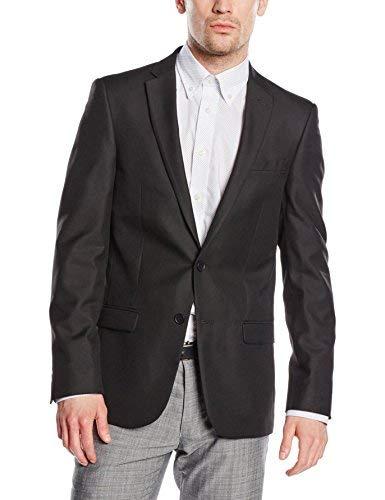New Look 3281050 Blazer, Nero, 50 Uomo