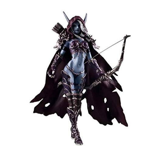 World Of Warcraft Verlassene Königin Sylvanas Windläufer PVC Figur