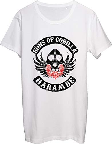 Sons of Harambe Artwork - Camiseta para hombre
