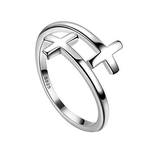 double cross ring - 4