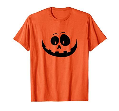 Disfraz de Jack O Lantern Calabaza Halloween Camiseta