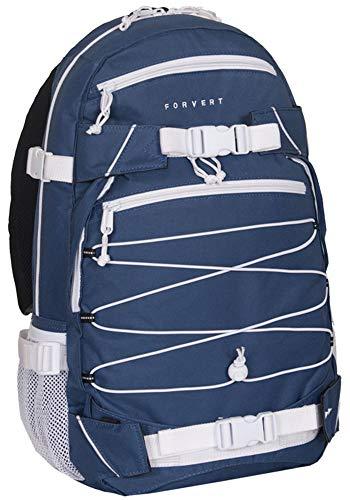 FORVERT Unisex Bag Ice Louis Sportlich-lässiger Daypack mit durchdachter Ausstattung in auffälligen Kontrastfarben, blau (Blue)