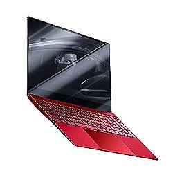 第十世代Core i7搭載/テンキー付き 全金属狭額縁15.6インチ超薄軽量大画面ノートパソコン 高速Intel Core i7搭載 12Gメモリ 大容量SSD ハイスペック性能 ノートPC (256G SSD, レッド)