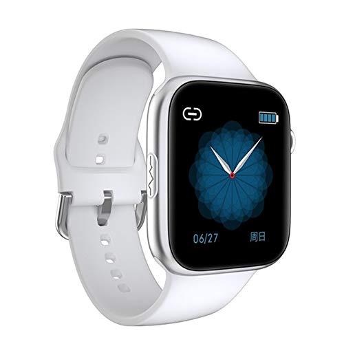 VBF Smart Watch, SE0,3 Reloj Inteligente Deportivo A Prueba De Agua, Rastro Cardíaco, Rastreador De Fitness, Relojes para Hombres Y Mujeres De Moda para Android iOS,B