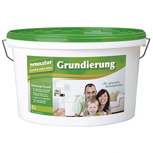 pronatur Grundierung für Lehmfarben und Naturfarben 5l