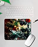 Deer Patch Creatives Bauble Balls Hang On Christmas Tree Sublimation Heat Transfer Mouse Pad