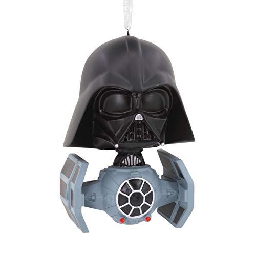 Hallmark Christmas Ornament, Star Wars Darth Vader Bouncing Buddy