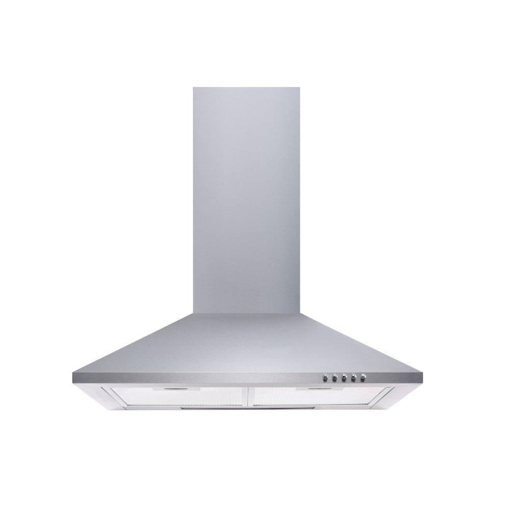 Ferretti 600 mm acero inoxidable chimenea campana extractora con libre 2 años de garantía: Amazon.es: Hogar
