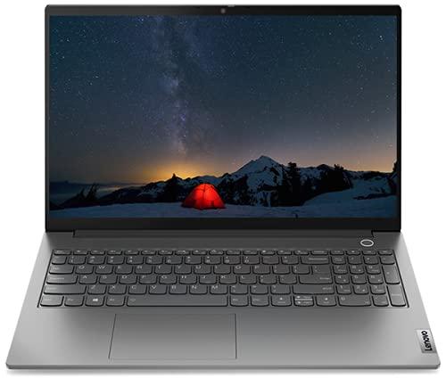 Portatile Lenovo ThinkBook 15 cpu Intel i5 11th. GEN 4core fino a 4,2 GHz, Notebook 15.6  Display FHD 1920x1080 p, DDR4 8 GB, SSD 512 GB, fingerprint, webcam, Wi-fi, Bt, Win 10 Pro, Gar. Italia