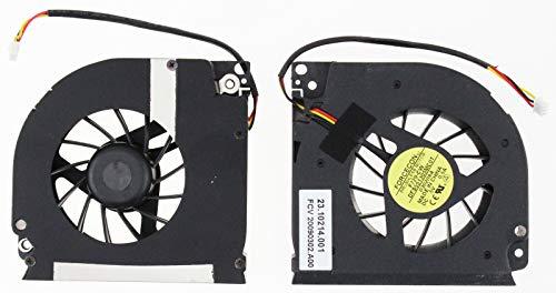 Ellenbogenorthese-LQ Ventilador de CPU Nuevo Ventilador de refrigeración de CPU para portátil...