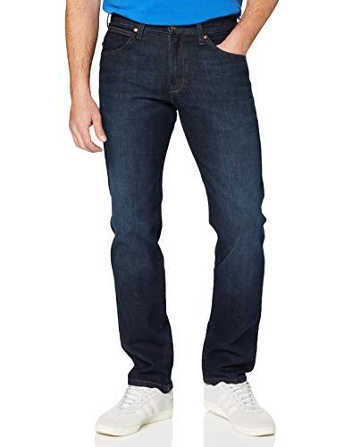Wrangler Arizona, Jeans Straight Uomo, Blu (Indigo Nights 192), W36/L34