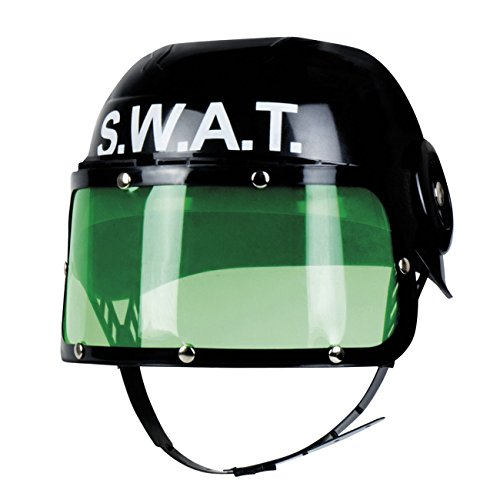 Boland 01392 Kinderhelm S.W.A.T, unisex-child, One Size