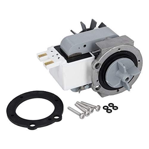 Pompe de Vidange la Motopompe en Conserve Solo Moteur Fixation à Vis 100W Rotation À Machine à Laver Comme Miele 3833283 Cosmos Meteor W700 W100 Uniqu