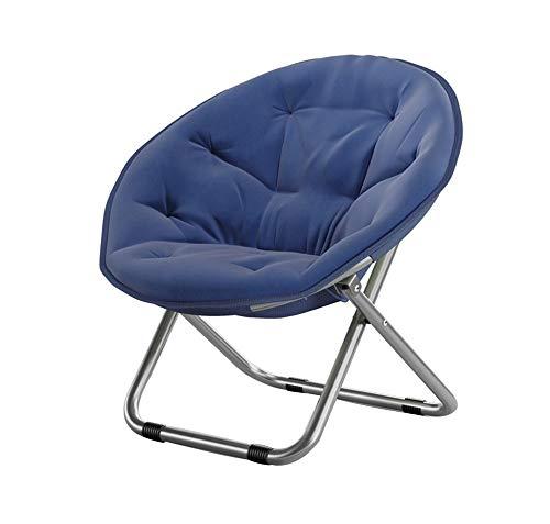 2104 Big Shark Lounge Chair Home grote volwassen maan stoel Zonnestoel Luie stoel Lounge stoel Vouwstoel Ronde stoel stoel stoel stoel stoel met metalen frame