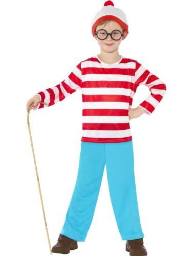 Smiffys Où est Charlie - Costume de déguisement pour Enfants