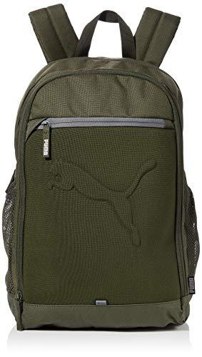 PUMA Unisex– Erwachsene Buzz Backpack Rucksack, Forest Night, OSFA