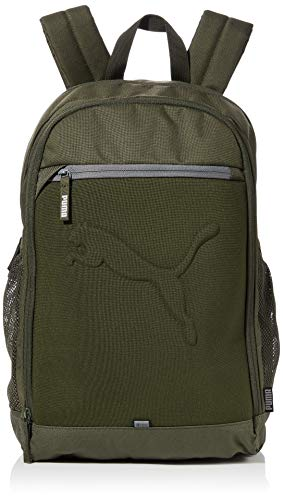 PUMA Unisex – Erwachsene Buzz Backpack Rucksack, Forest Night, OSFA