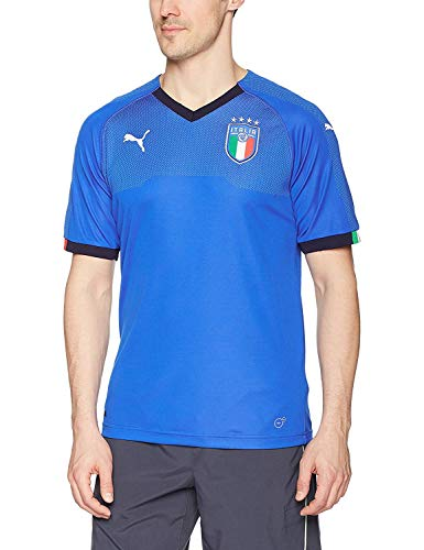 PUMA 752281 Jersey para Hombre, Team Power Blue, Grande