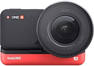 Insta360 ONE R 1-INCH EDITION Anti-shake Sports Action Camera 5.3K 30fps 1-Inch Sensor Wide Angle Lens 5M Body Waterproof ...