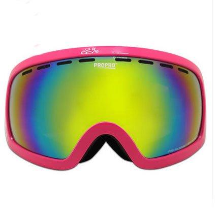 Pro Brand International 2016 New ski Goggles Double Anti Fog ski Goggles Myopia can be Male and Female