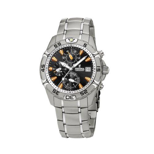 FESTINA F16169/A - Reloj de Caballero de Cuarzo, Correa de A